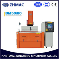 Made in China 0.18mm/0.25mm CNC Chmer EDM Machine BM50 with Spark Erosion