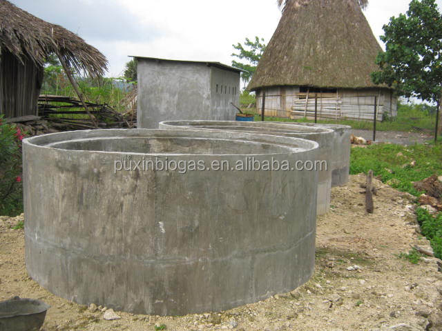 China biogas digester for waste water treatment equipment buying online in china