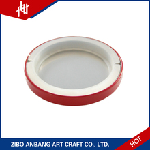 High standard in quality spicy sauce can tinplate material lid