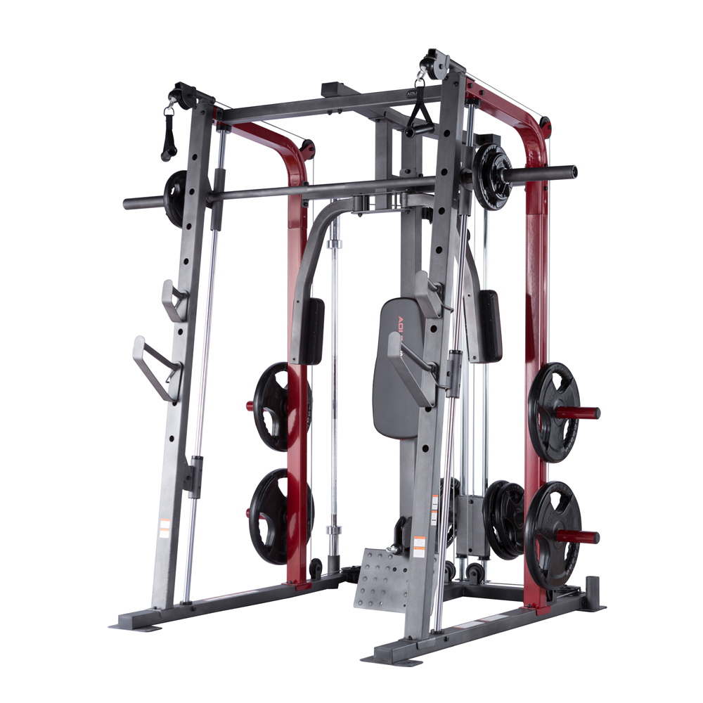 3022SM- Home Fitness Equipment Multifunction Smith Machine Sports Equipment