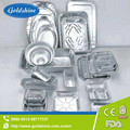 disposable foodservice aluminum foil takeaway containers
