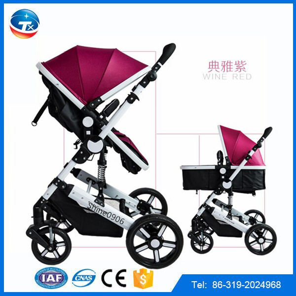 2016 China baby stroller manufacturer online wholesale baby products cheap triple stroller baby pram 3 in 1
