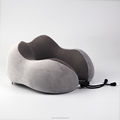 Comfortable office rest U shape travel memory foam neck pillow