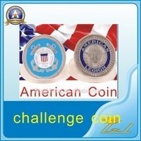 New Product American coin Plating Gold Challenge Coin