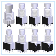Aluminum Foot Switch 1A ,3A,4A,6A 250VAC, Push button pedal switch China Supplier