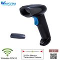 Handheld USB Wireless 2D QR Code Image Supports Micro PDF417 scanner barcode for android mobile