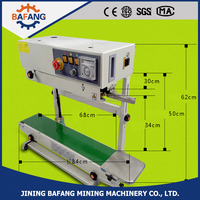FR-770 Continuous plastic bag sealing machine/band sealer/film sealing machine