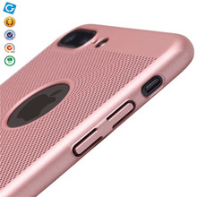 aliexpress hot selling unique diy cross stitch phone case for iphone 7,mesh dots phone cover case