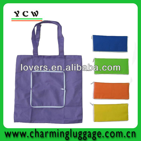 wholesale non-woven foldable shopping bag made in china