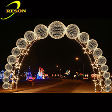 Party Decoration Christmas Light Led Arch Lights