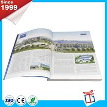 New style eco-friendly instruction manuals printing