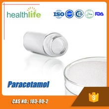 Raw material Paracetamol powder in bulk