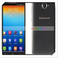 Octa-Core 1.7GHz 8.0MP Hd Lenovo S939 China Android 6 Inch Mobile Phone