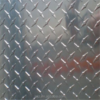 5052 3mm thick 4*8ft pointer pattern diamond aluminum plate