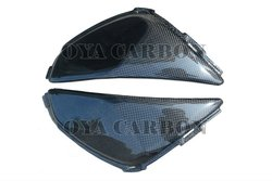 Carbon fiber Side Tank Cover for Honda CBR600RR 08-09