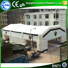 China gaint cheap camping cube tent / tennis court tent / event tent
