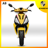 A9--2016 ZNEN popular gas scooter 125CC with EEC EPA DOT Self-development and patent products LED light cheap 125CC scooter
