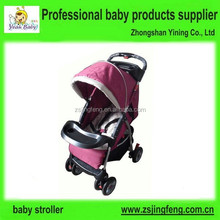 2015 Hot Pink Baby Strollers
