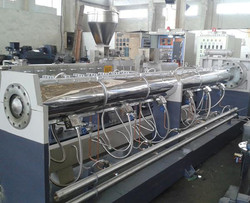 PP/PE/PS film bags chips extruder recycling machine for sale