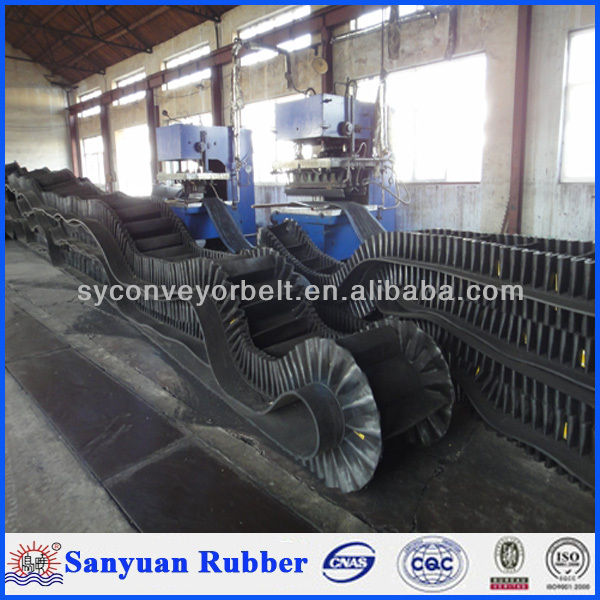 manufacture oil resistant CC56 rubber conveyor belt