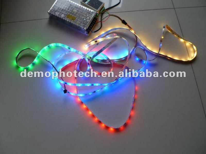 5V 32LED Magic color RGB LED Digital Strip LPD8806