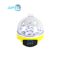 Mini digital auto turning plastic poultry 7 egg incubator controller for chicken
