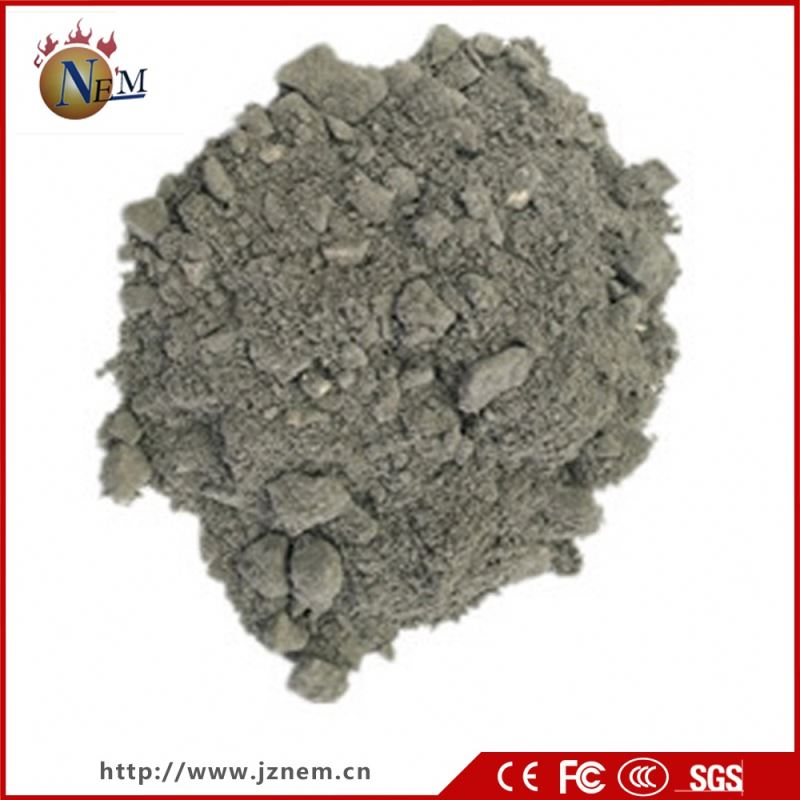 Non-Ferrous Metal Industry Refractory Industry Furnace Refractory High Aluminum Castable