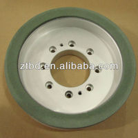 CBN grinding wheel used on engine valve end-face special grinding machine