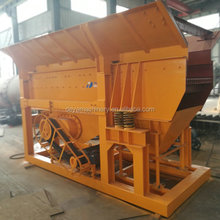 feeding machine vibrating grizzly feeder for crushing plant