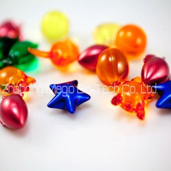 Bath beads/the beauti gift