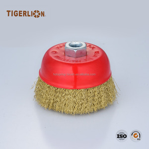 Good Quality Crimped Wire Cup Brush