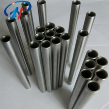 Alibaba trusted supplier Astm b338 CP1 pure titanium seamless tube on sale