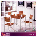 A0828 waterproof dining table set for sale