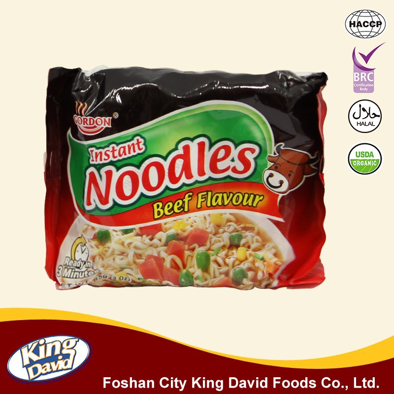 Fried 85G Thai Flavour Longlife Brand Instant Egg Noodles