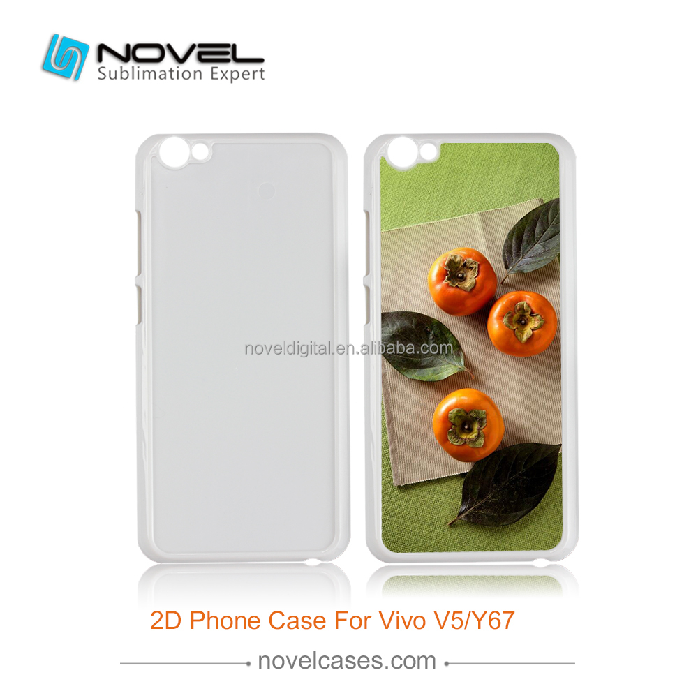 Sublimation Phone Case For Vivo V5,2D Blank Phone Case