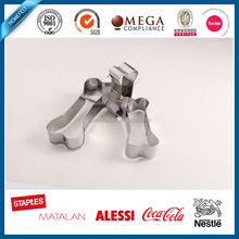 Wholesale cookie cutter / Dog bone cookie cutter