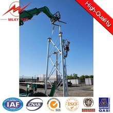 power transmission line tower 132kv design