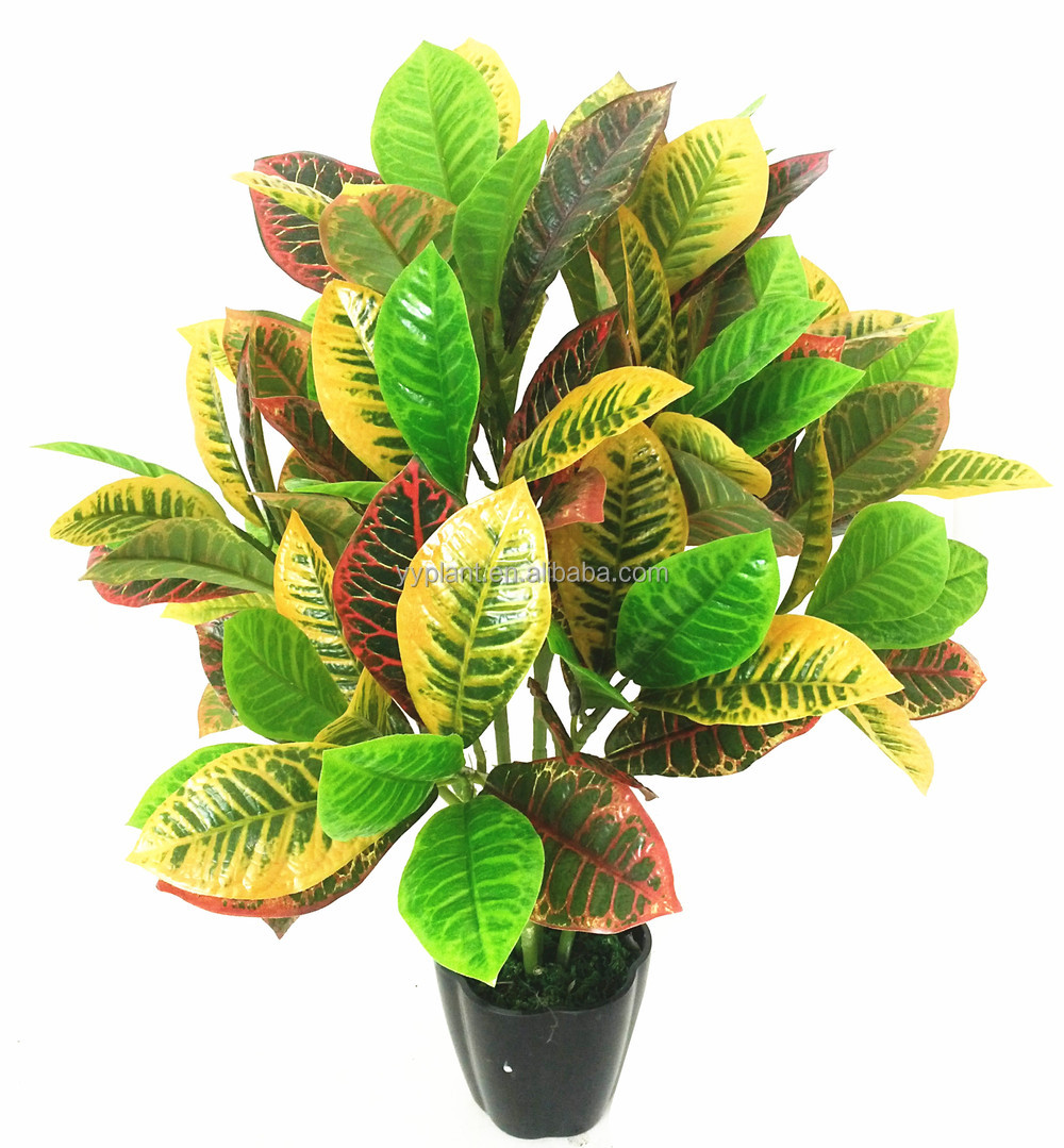 artificial plant artificial tree artificial croton tree