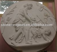 Stone Relievo,Carving & Waterjet stone craft ,Sculpture stone Statue marble craft