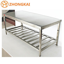 New Commercial Stainless Steel Prep Work Table