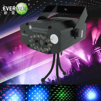 HOT twinkling star mini laser stage lighting