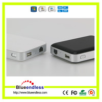 High Quality Outdoor/Travel/Home Wireless Router with Power Bank