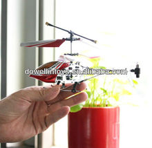 Falcon helicopter ,Mini 3CH Infrared Metal RC Helicopter falcon with gyro