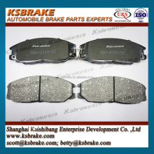 High Quality Brake Pad 58101-26A00 D864 for Korean Car Hyundai Santa Fe Auto Spare Parts