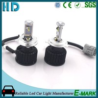 H4 led headlight 25w plate light festoo led light 6v 1156