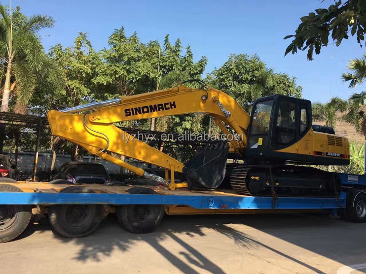 Sinomach brand imported components 21 ton ZG3210-9C crawler excavator for sale