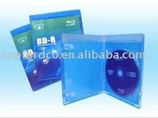 25GB Blu ray with Blue Box Package