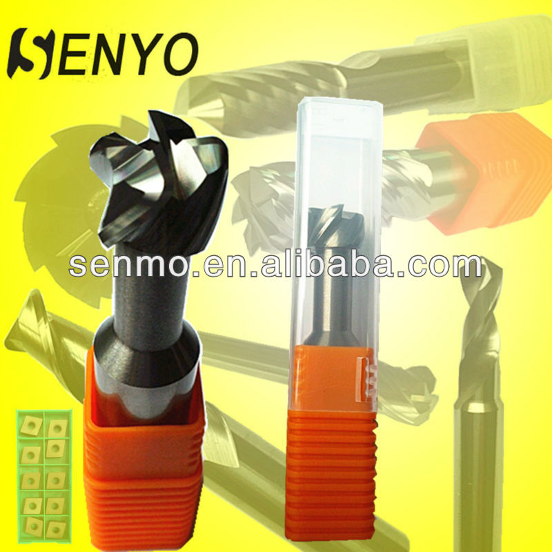 Cemented Carbide Special Cutting Tools/Carbide T-slot Milling Cutters/Customized Carbide End Mills
