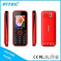 Dual Sim Basic Mobile Quad Band Cell Phone GSM 850 1800 1900 Band