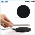 Europe top selling QI universal wireless charger for iphone Samsung S8 S7 Note 5 S6 S6 Edge+